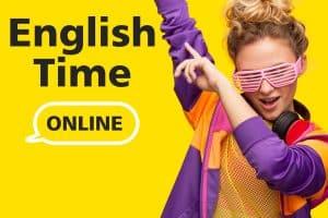 English Time Online - Platforma do nauki języka angielskiego online