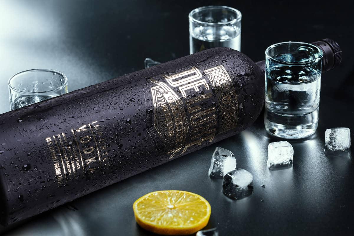 Deluxe Original Vodka